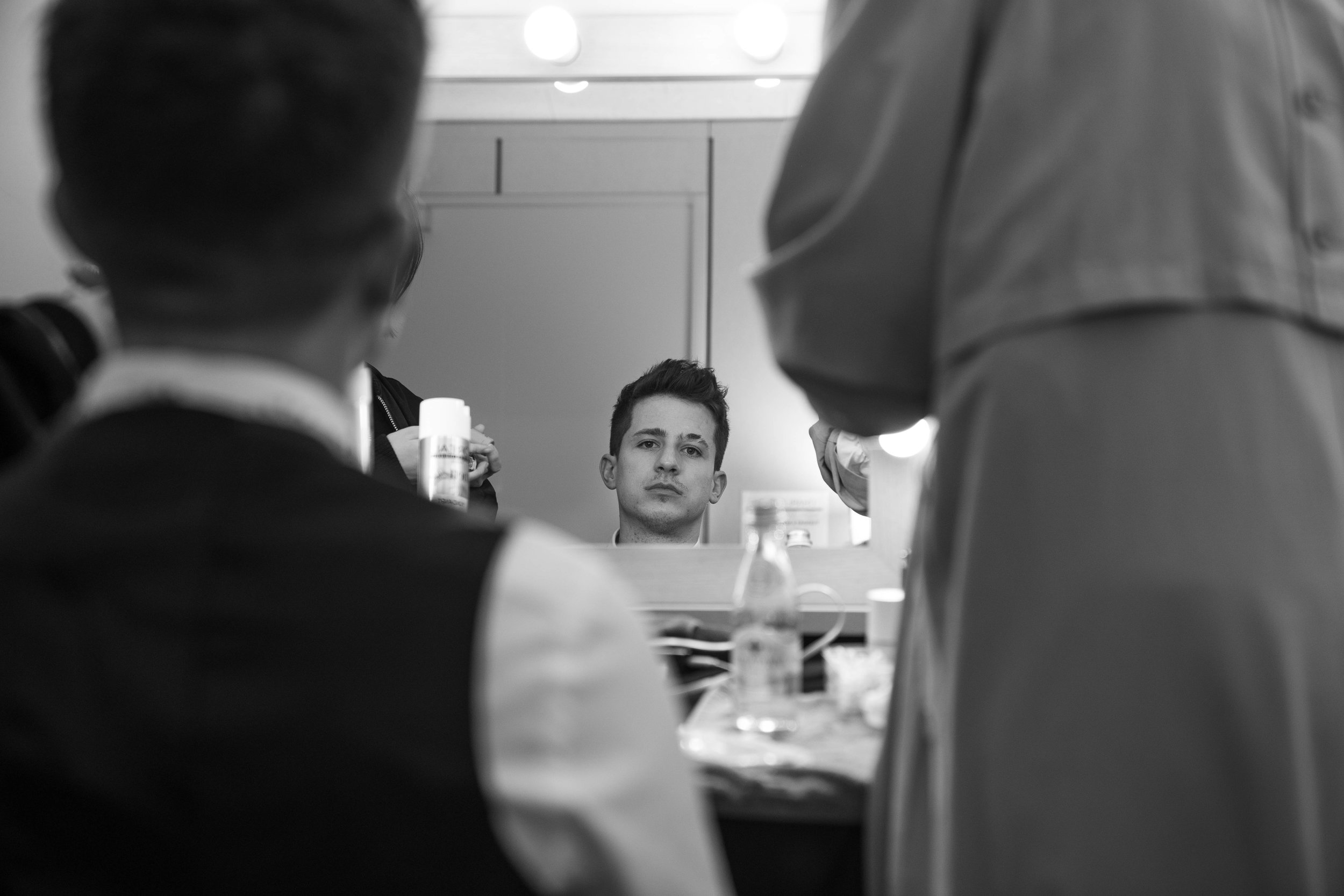 Getting ready for MBC awards, 2018