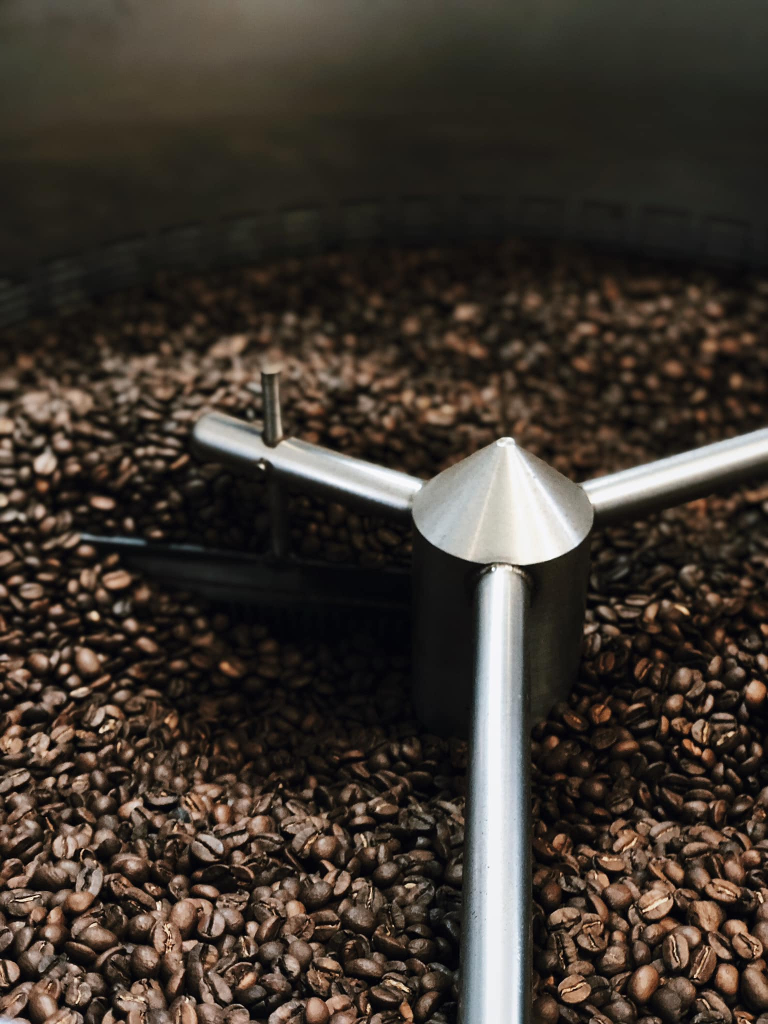FRESH ROASTED COFFEE GROWN BY FARMERS WHO CARE ABOUT THEIR ENVIRONMENT AND THEIR COMMUNITY -