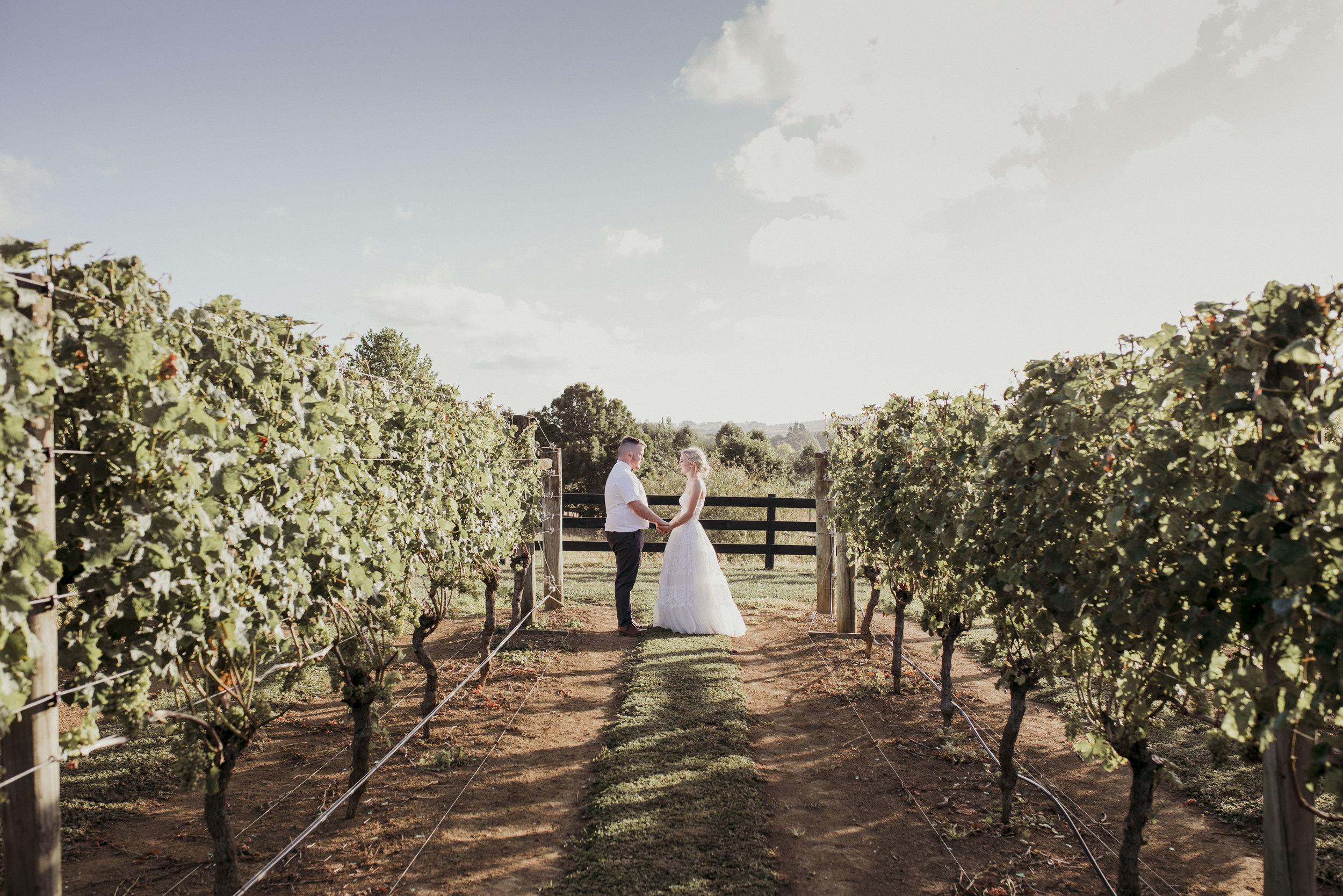 John Hill Estate wedding photo