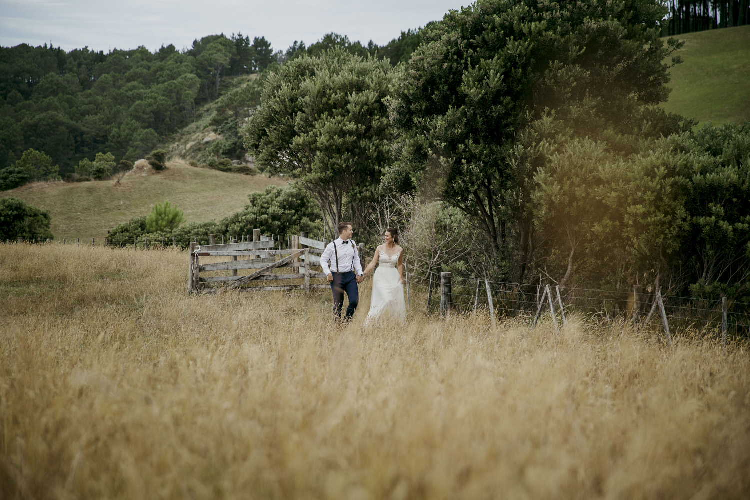 Leadfoot Ranch wedding photo Coromandel