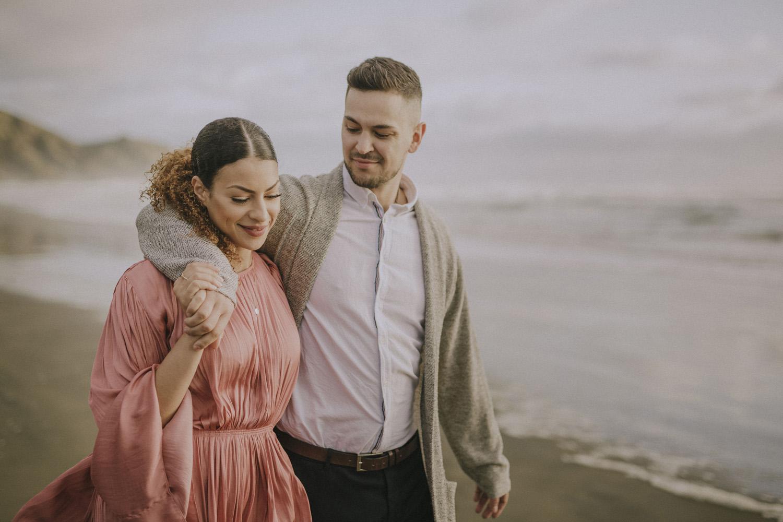 Bethells Beach wedding