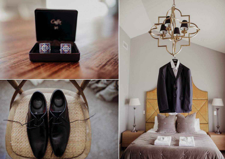 The Lodge at Mudbrick wedding