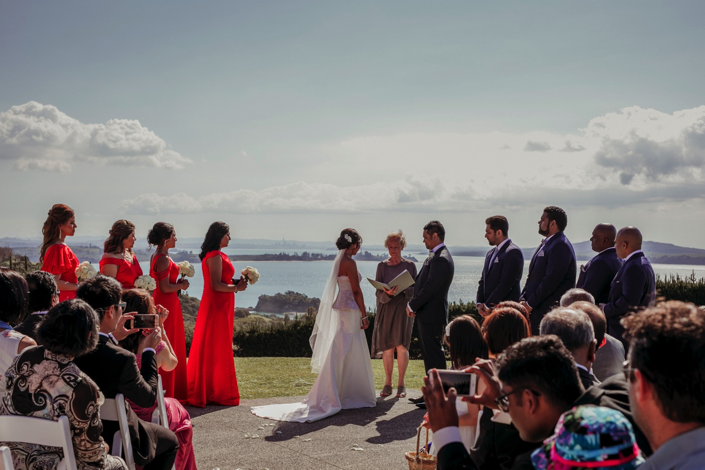 Mudbrick Vineyard Waiheke wedding