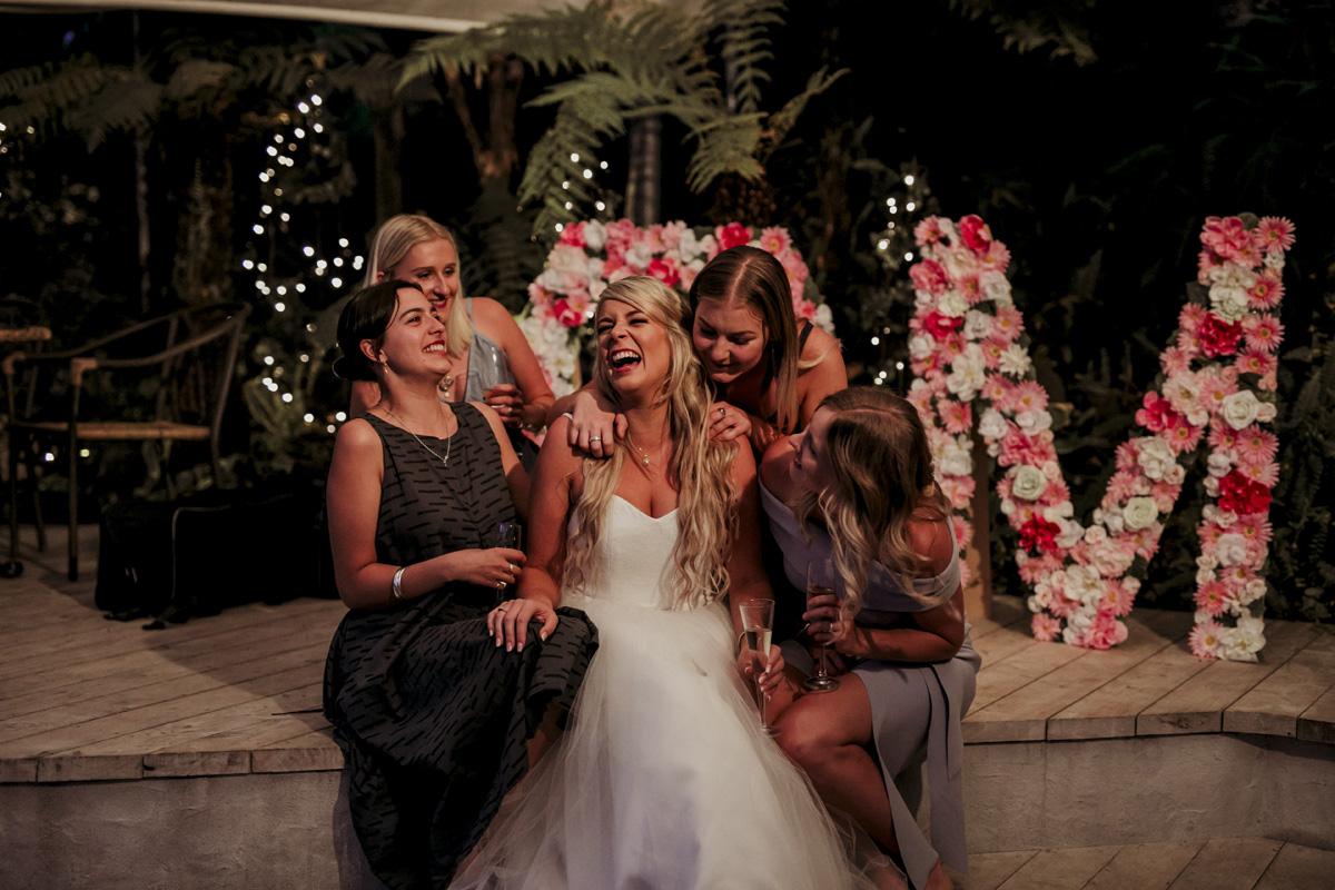 Cassels wedding reception