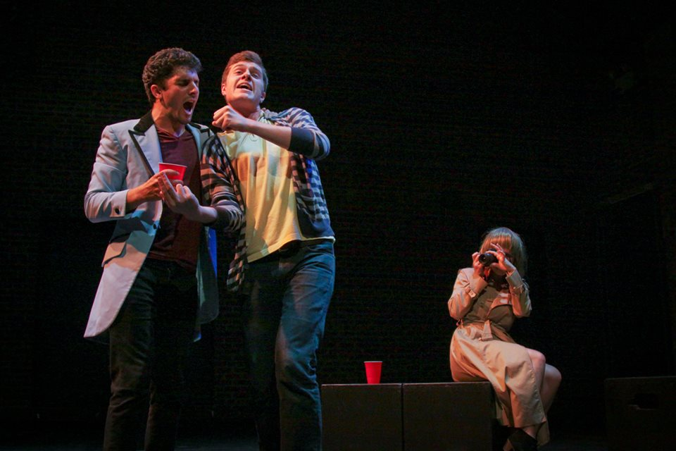 Ken Greller's Two Guys, A Girl, And a Karaoke Machine (2013, The 24 Hour Plays Nationals)