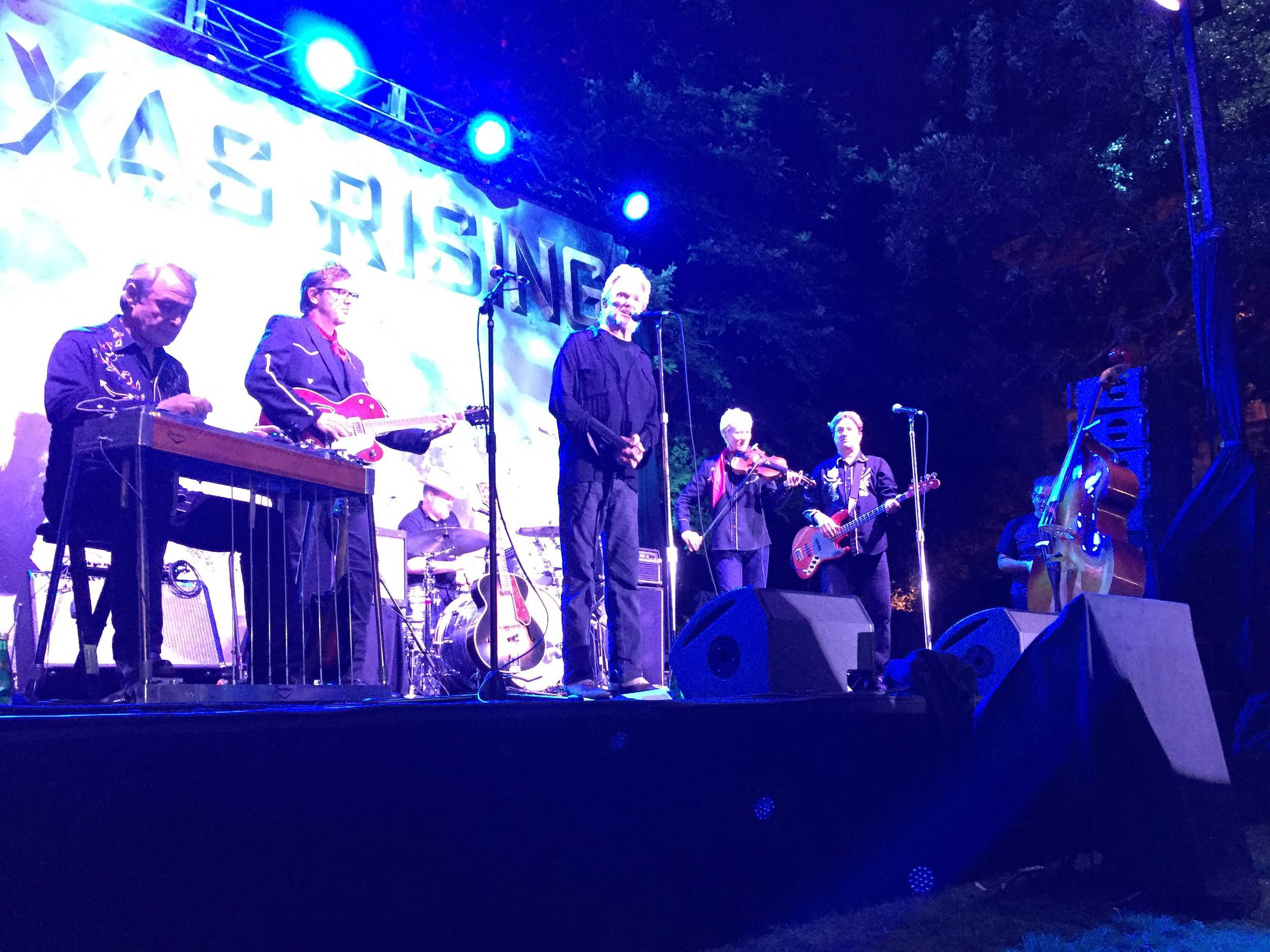 Chuck Mead & His Grassy Knoll Boys with Kris Kristofferson
