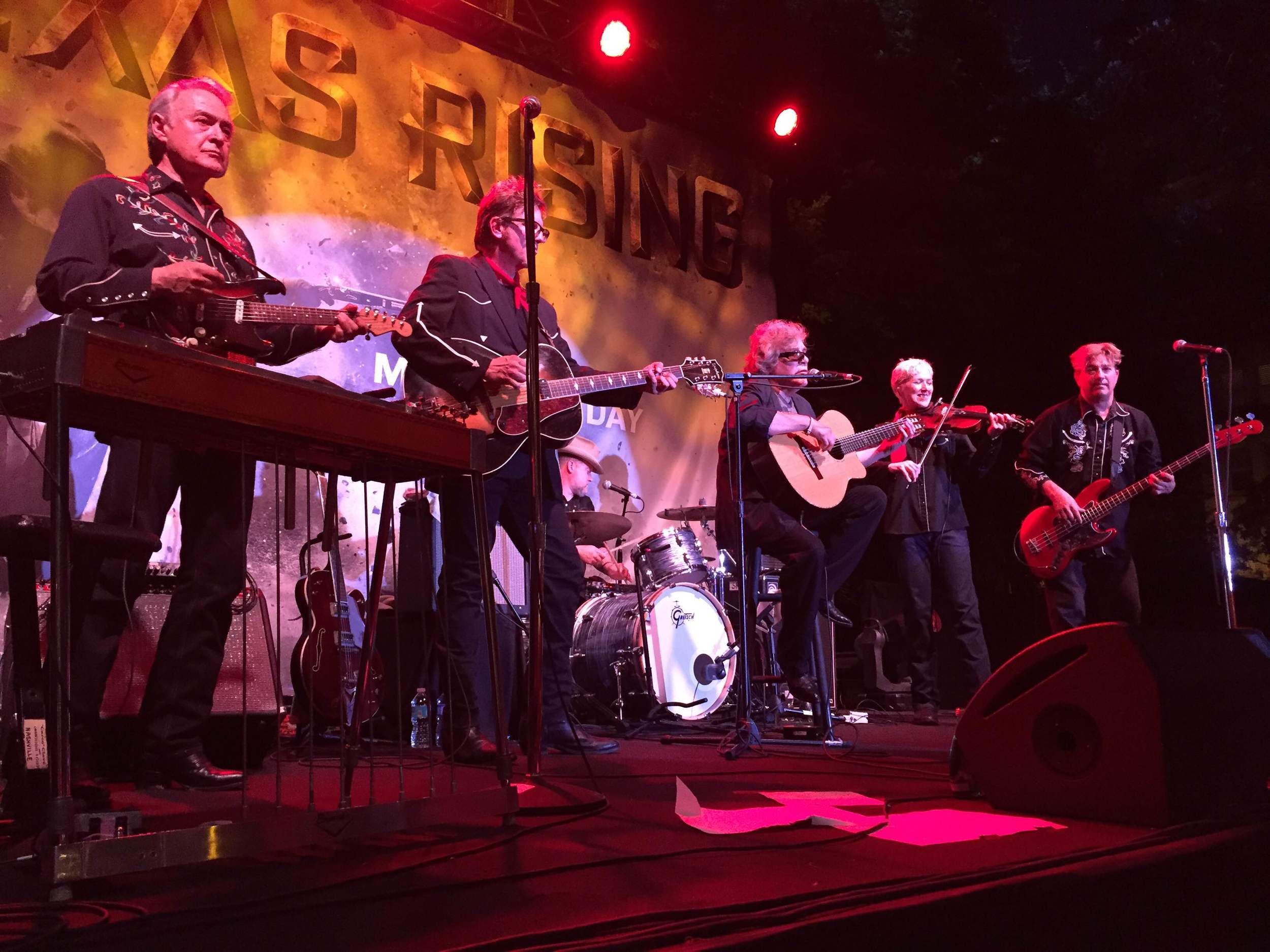 Chuck Mead & His Grassy Knoll Boys with Jose Feliciano