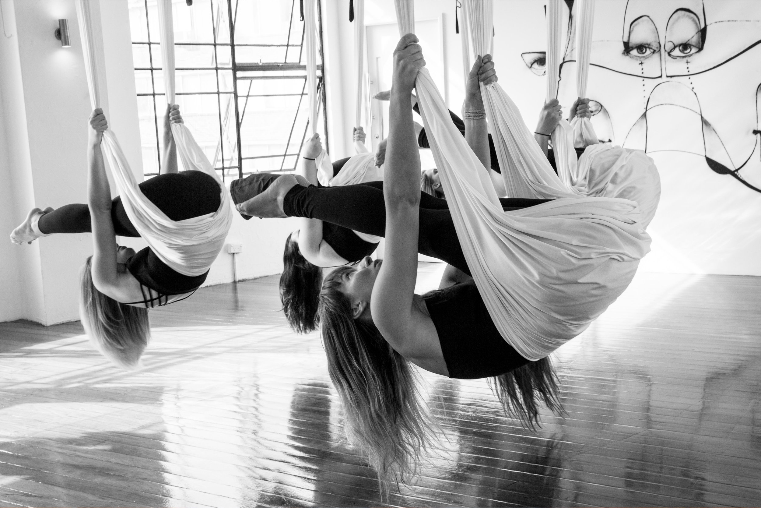 Aerial Pilates -