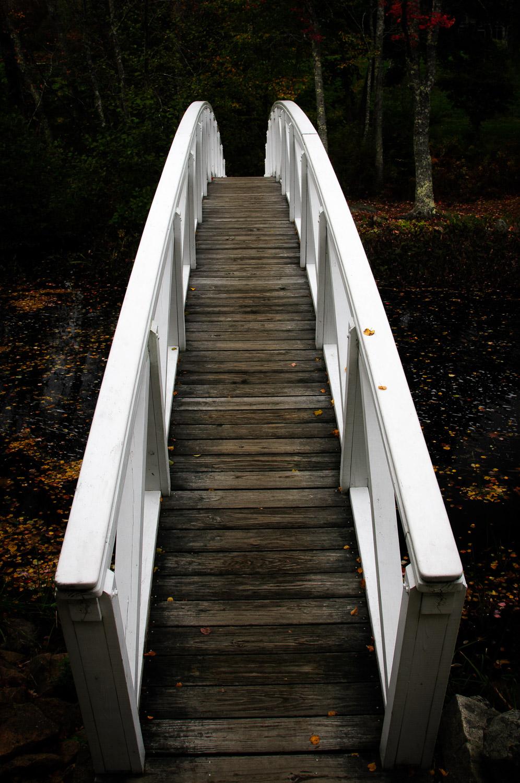Arched bridge, Somesville, Mt. Desert Island
