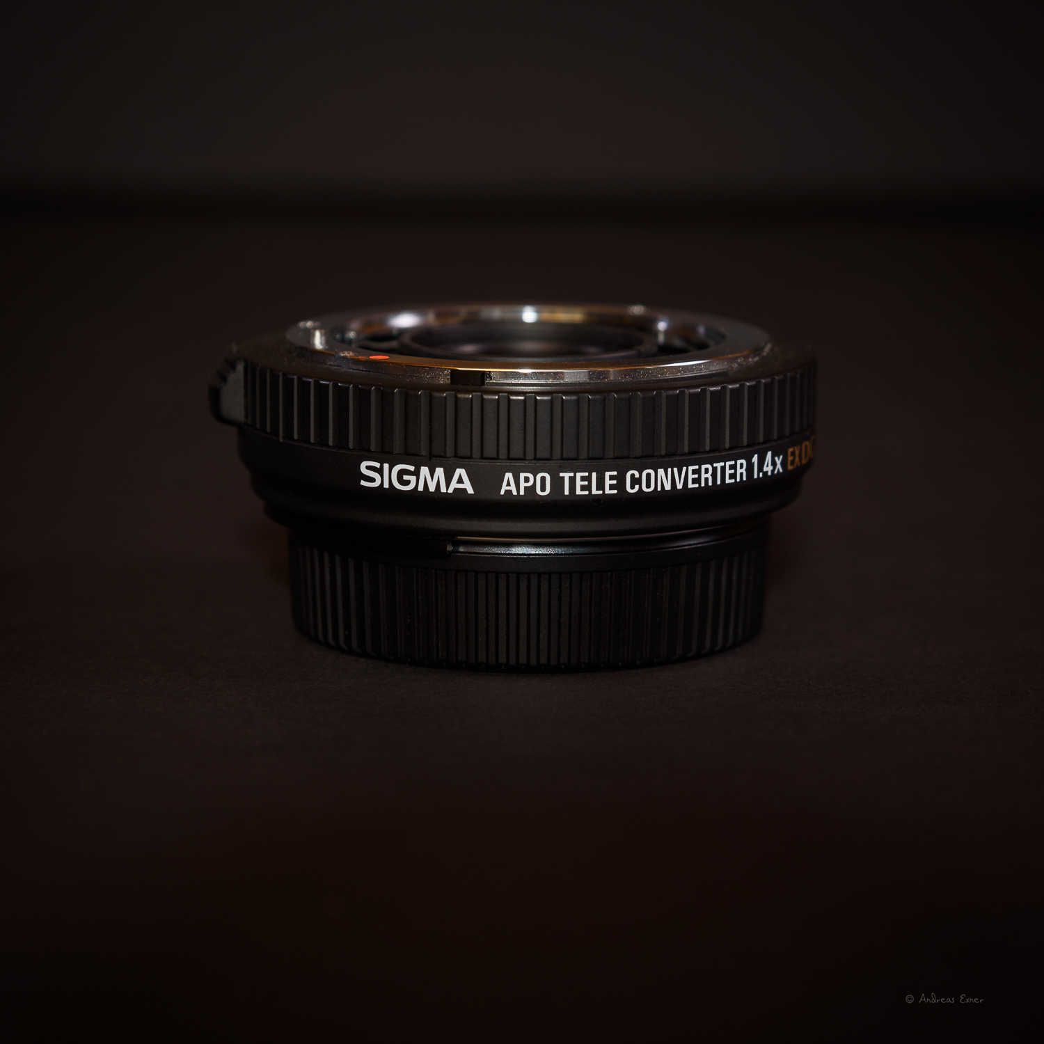 Sigma APO Teleconverter 1.4x EX DG  Most of the time I use it with the Sigma 150mm f/2.8, which makes it a 210mm f/4. On the Nikon D300s it becomes a 315mm f/4. Can make the difference between getting close enough or not for a shot.  In combination with the Sigma 150-600 it makes it a f/9 at 600 mm. In sufficient light and with good contrast autofocus still works on the Nikon D750 with the teleconverter attached.  ★ ★ ★ ★