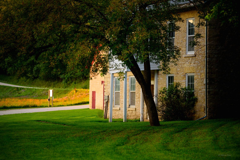 THE INN at Motor Mill Historic Site, Iowa