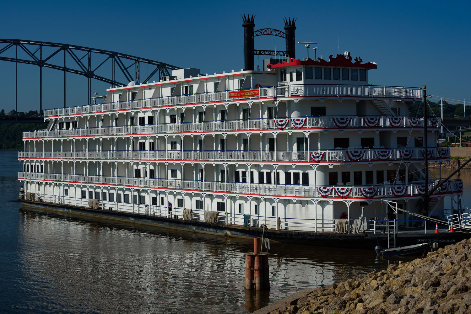 Queen of the Mississippi, Dubuque, Iowa