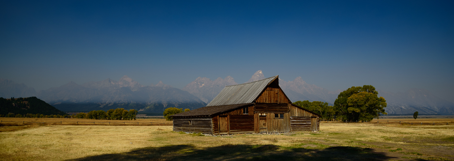 T.A. Moulton Barn, Mormon Row, Grand Teton National Park