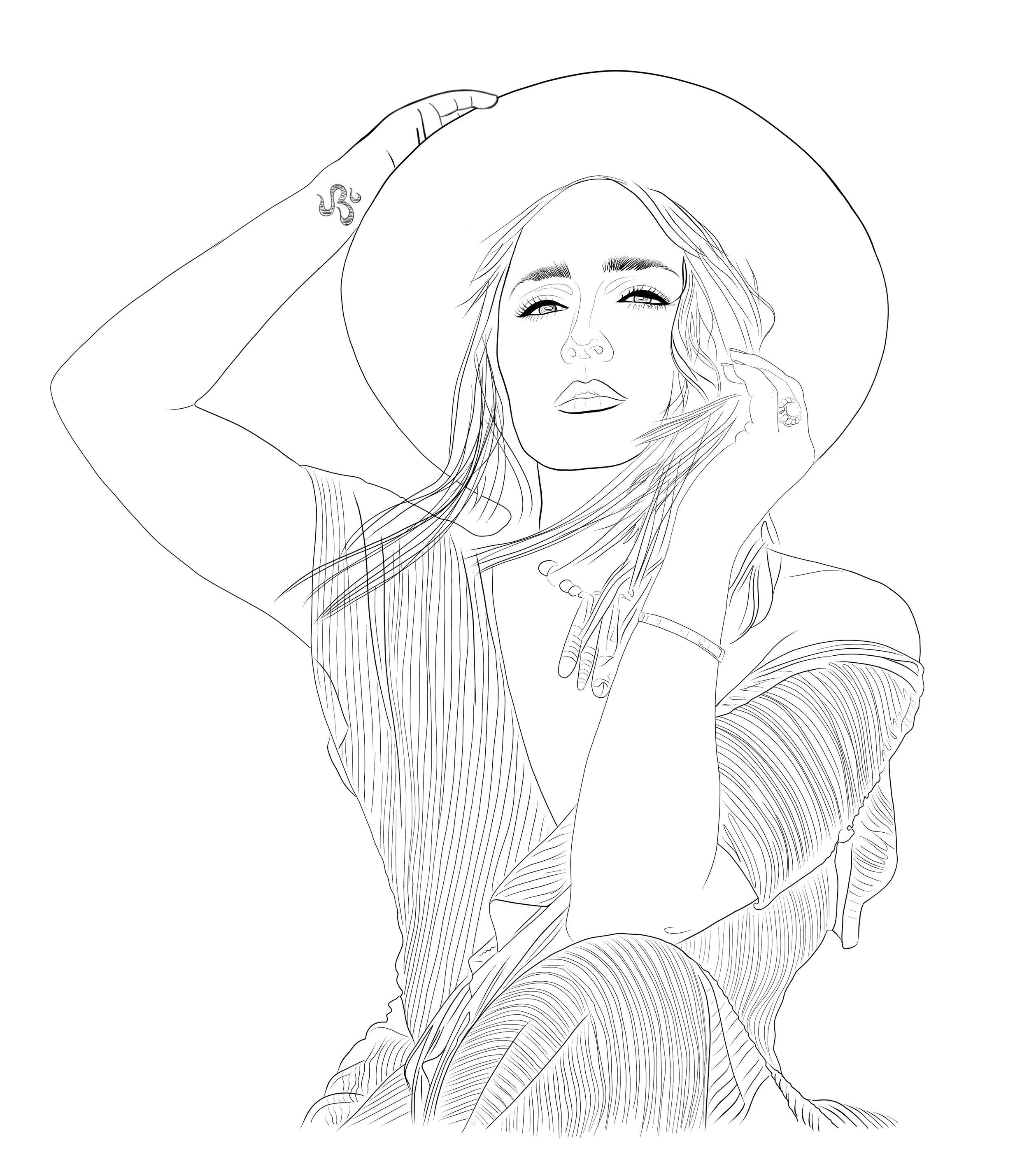 Copy of Portrait of Alisan Porter