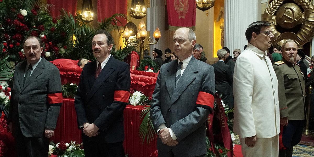 The Death of Stalin.