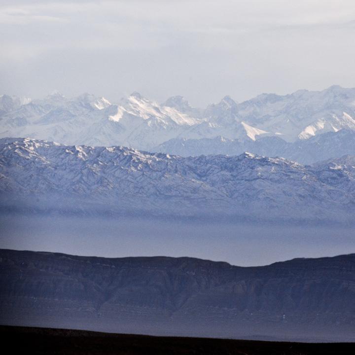 Zarafshan Range, Kyrgyzstan/Tajikistan