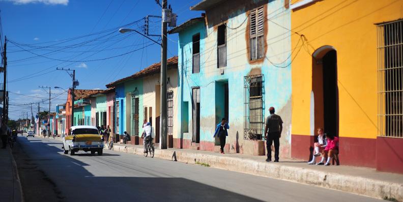 Colorful Trinidad