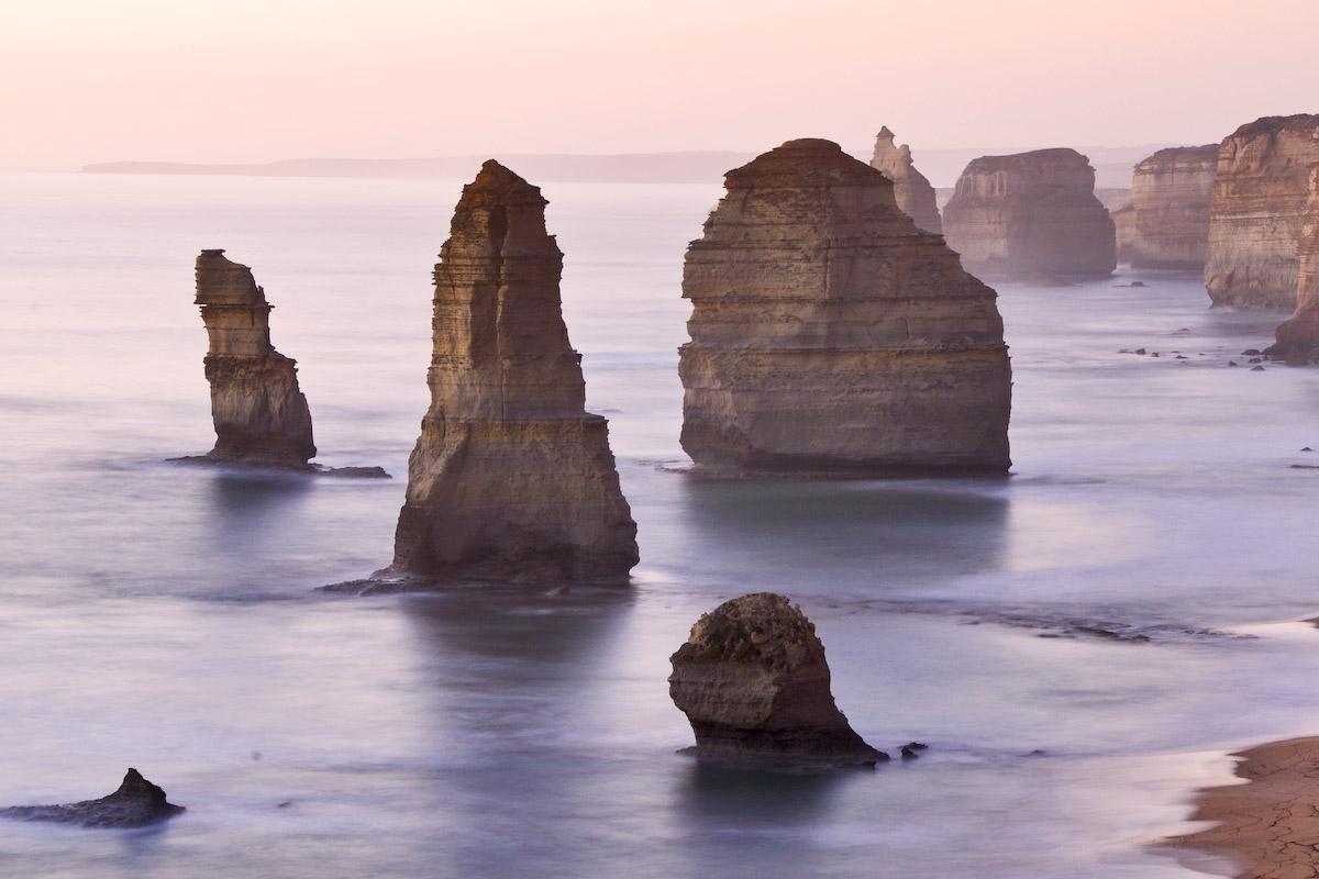 Australia (1) - 12 Apostoles on the southern coast