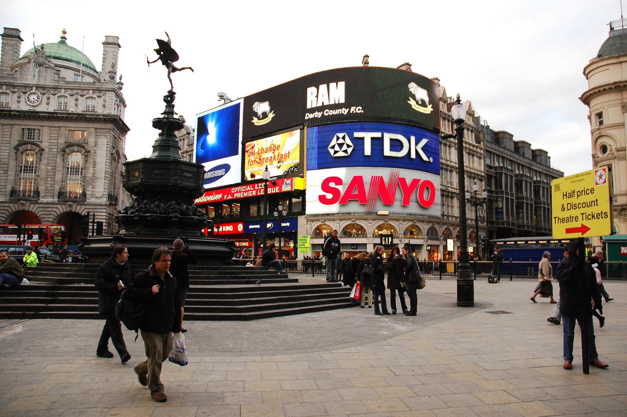 England (4) - Trafalgar Square