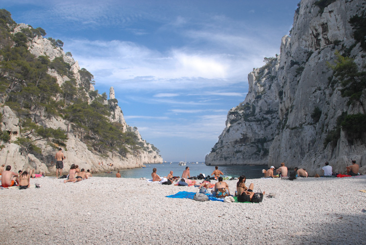 France (4) - Calanque, southern coast