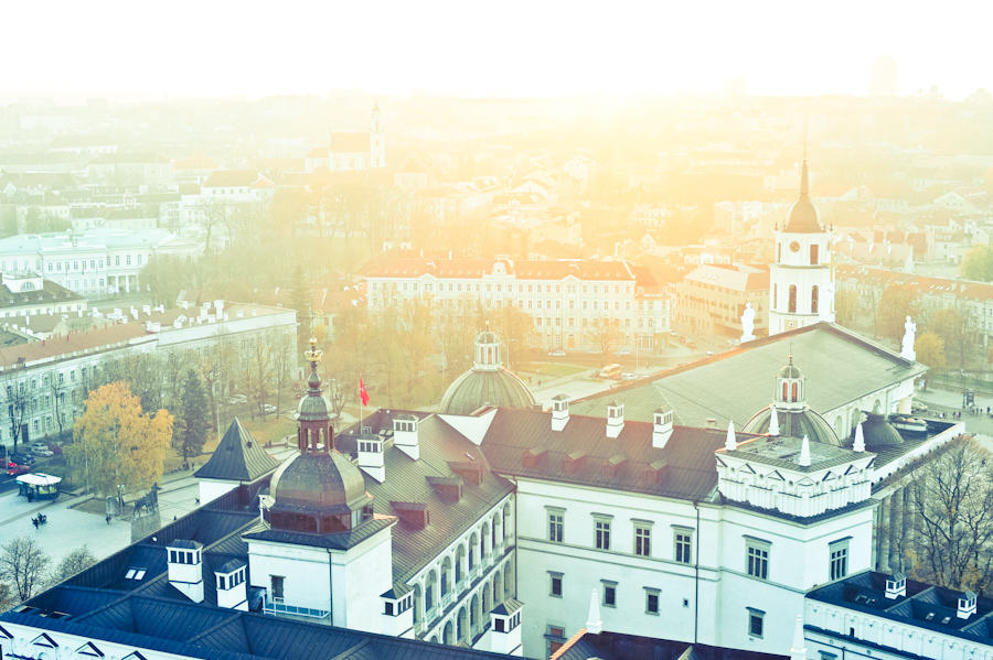 Lithuania (1) - Vilnius