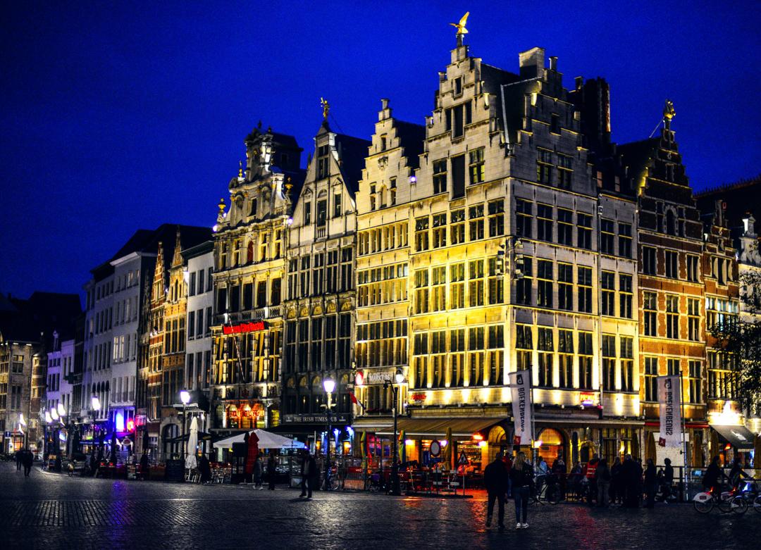 Belgium (2) - Antwerp
