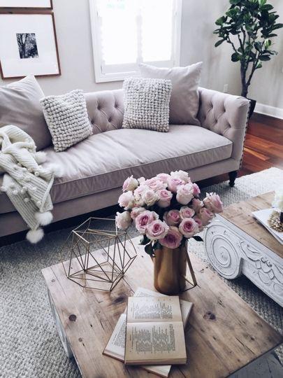 """living room inspo"" board"