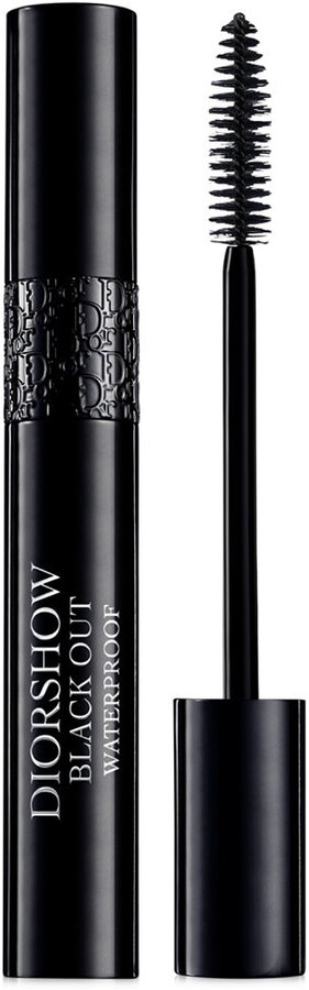 Christian Dior Diorshow Black Out Waterproof Mascara - This is another expensive but great mascara that I've tried and loved. It gives you a lot of oomph in your lashes because of its ultra wet and thick formula that sticks to every individual lash. If you're scared off by the thick brush - don't worry, I was too at first. Somehow it just worked really well with the formula and it was still able to get through to all my lashes. Diorshow magic~