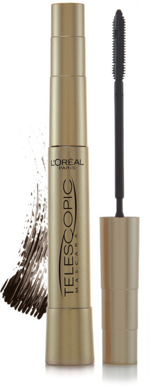 L'Oréal Telescopic Mascara - This is one of those iconic drugstore mascaras you definitely need to try - even if it's just to use on your bottom lashes. It's such a tinyyy brush so you can get really intricate with coating every single lash (for me, that's honestly not that many) with product. I love using it on my almost nonexistent bottom lashes since the tiny wand allows me to brush through them without getting mascara on my face.
