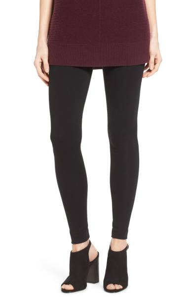 Two by Vince Camuto Seamed Back Leggings - Fall/winter is always leggings season, so you definitely should stock up now! These have a nice structured but comfy feel and the petite length minimizes bunching up at ankles. Sale: $31.90 After Sale: $49.00