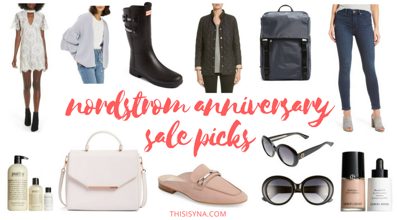 nordstrom anniversary sale picks | this is yna