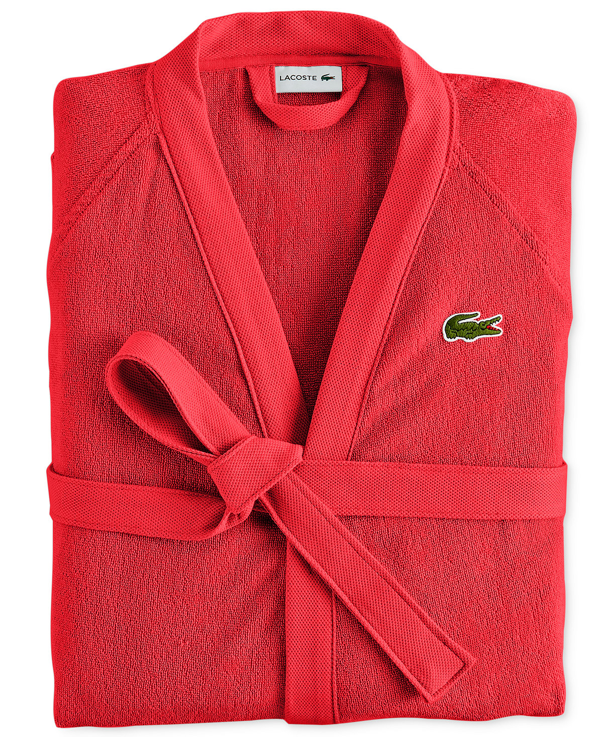 Lacoste Home Pique Bath Robe - I am a big believer in the power of bath robes. I have about three different kinds of robes right now and wear them all the time at home. They're so cozy and it's so much easier than putting clothing if you're just going to the bathroom and then doing some random things around the house and then heading back to bed (which is where you'll find me the entire winter season). It's the perfect gift and I recommend it for everyone on your holiday shopping list.