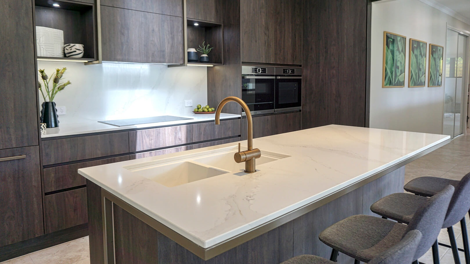 Eternal Calacutta Gold by  Silestone