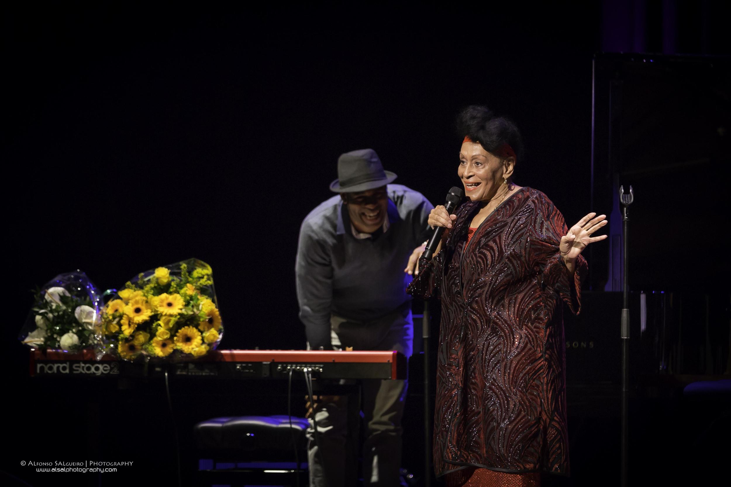Omara Portuondo @ Philharmonie of Luxembourg
