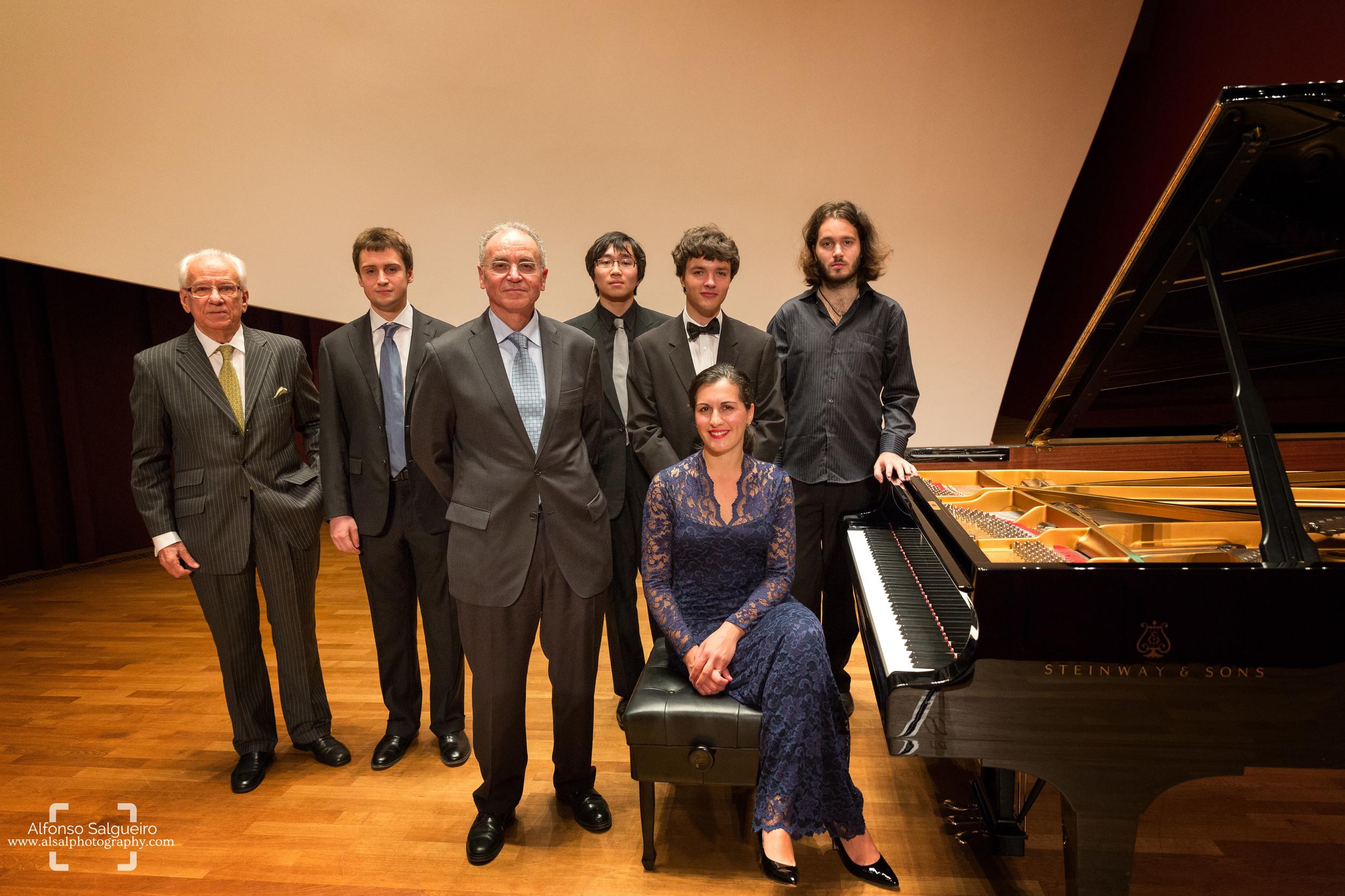European Piano Nights / BEI