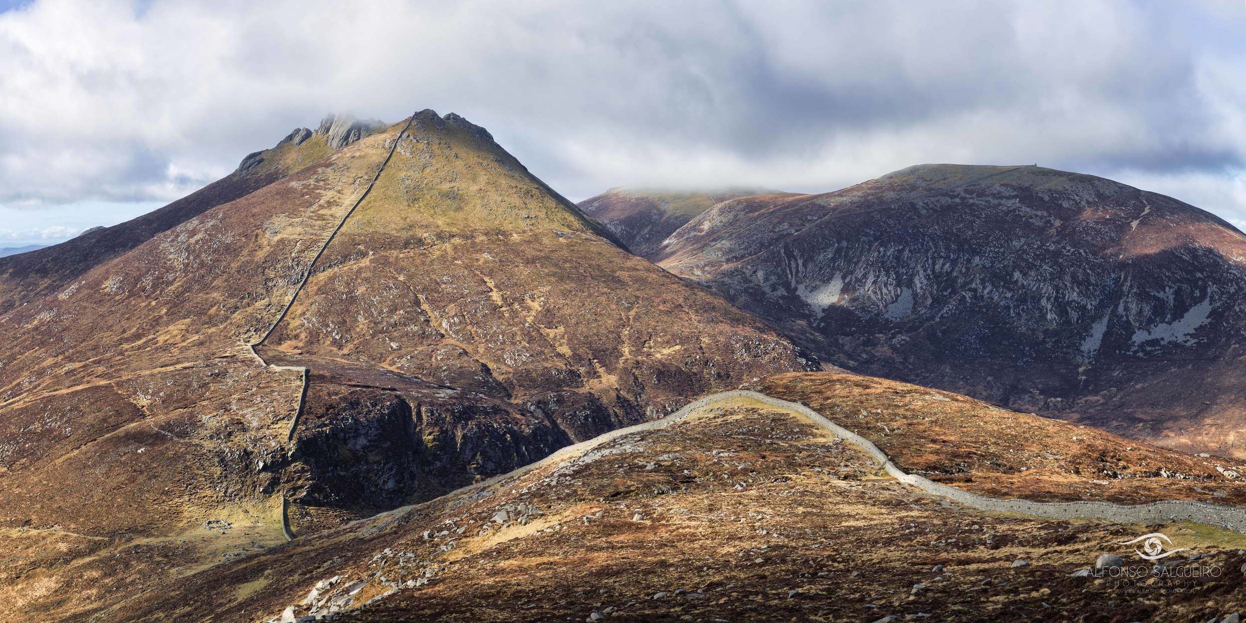The Great (Mourne) Wall