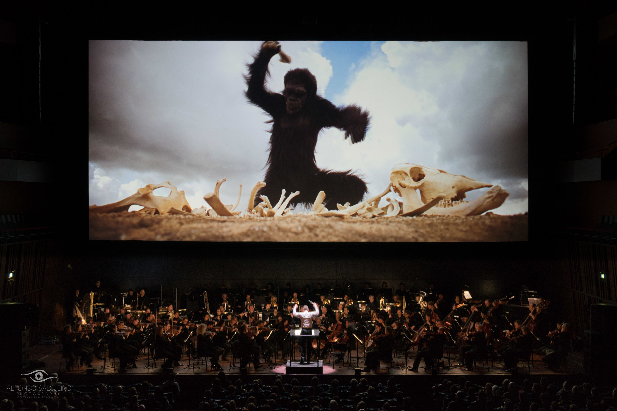The OPL cinema concert, Kubrick: 2001: A Space Odyssey
