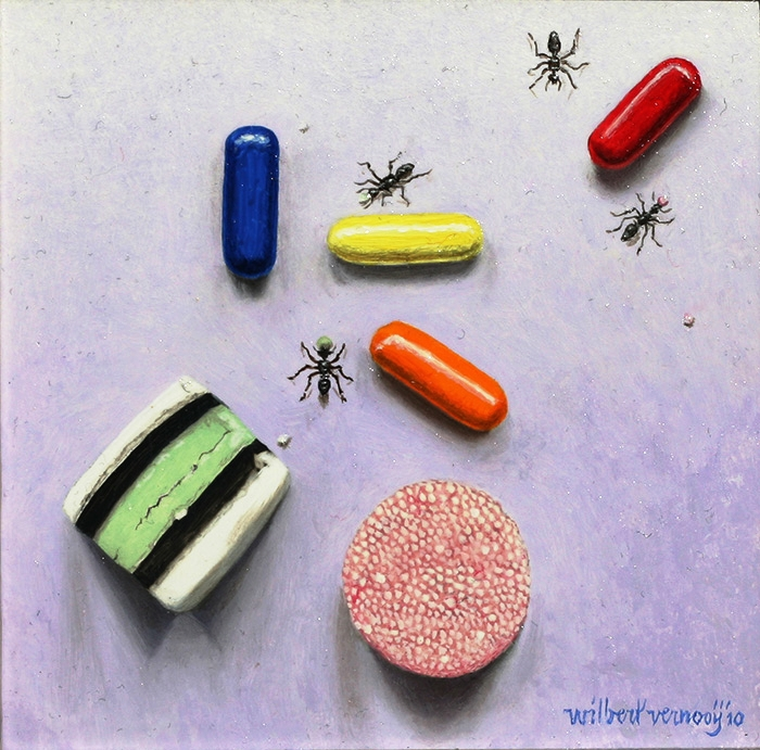 Mierenzoet | Ants sweets