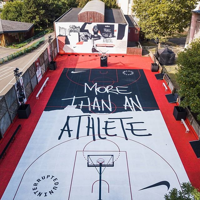 Just amazing !! MORE THAN AN ATHLETE.@kingjames