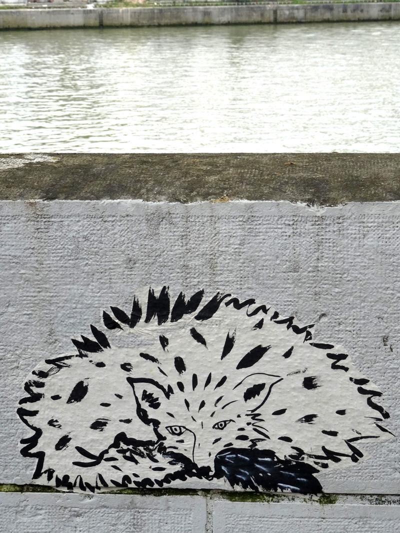 Collage Quai Louis Blériot