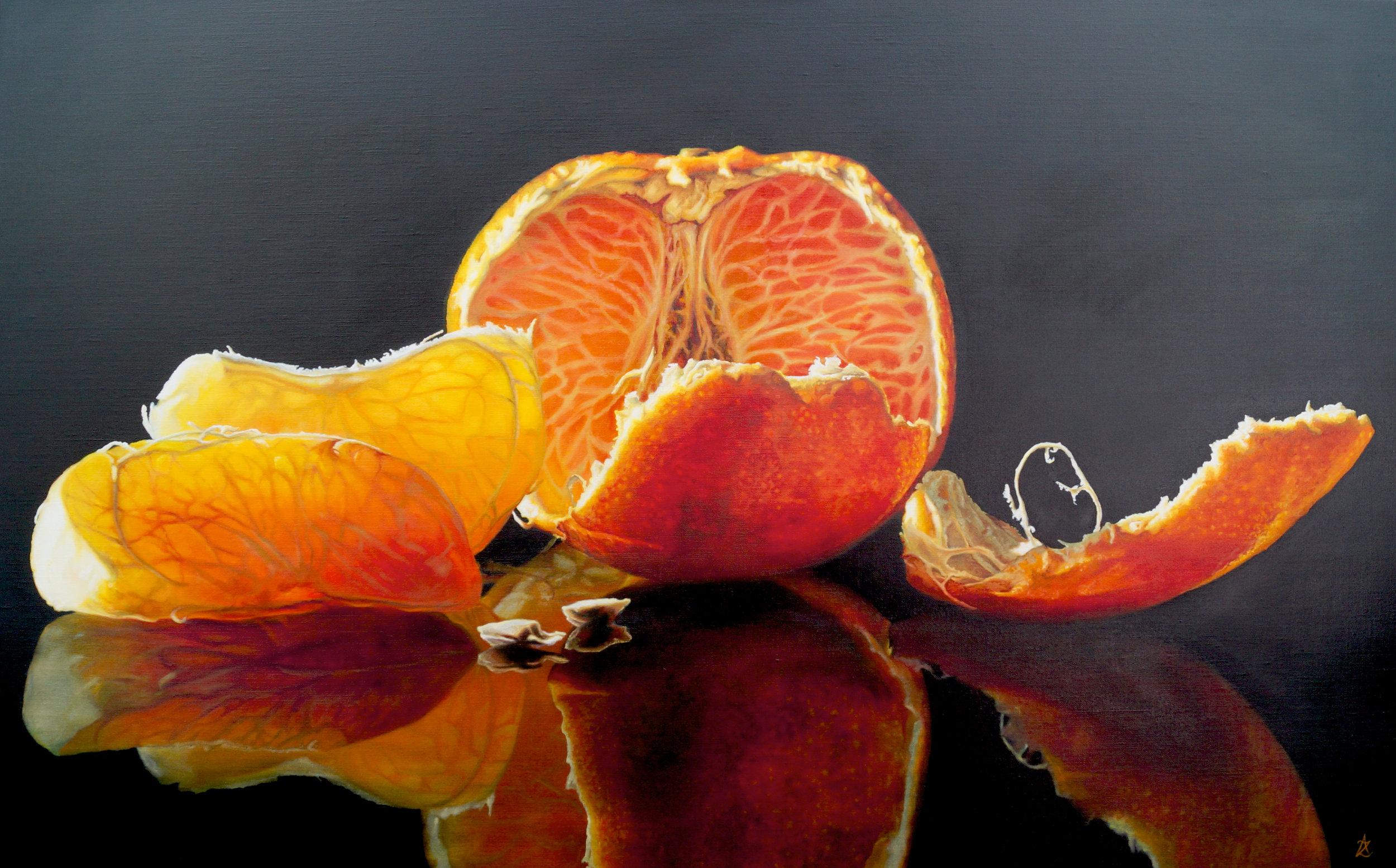 Transculent Mandarin - Award winner