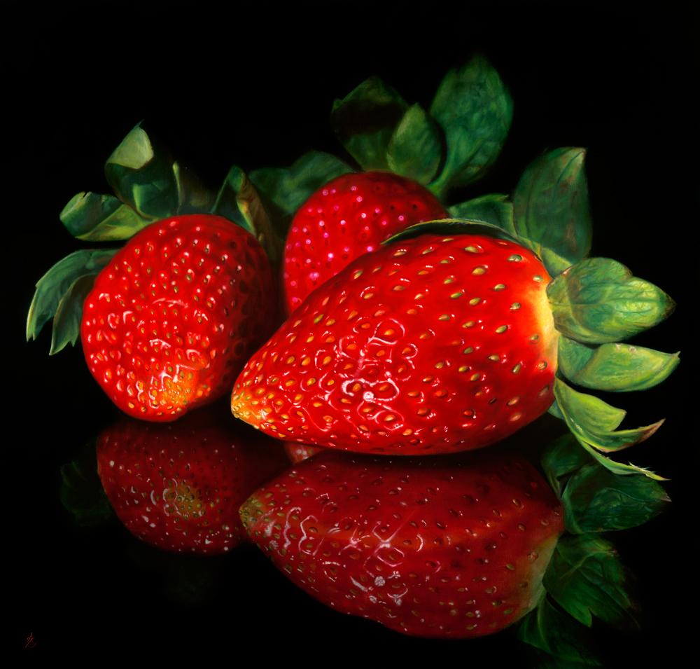 Luscious Strawberries
