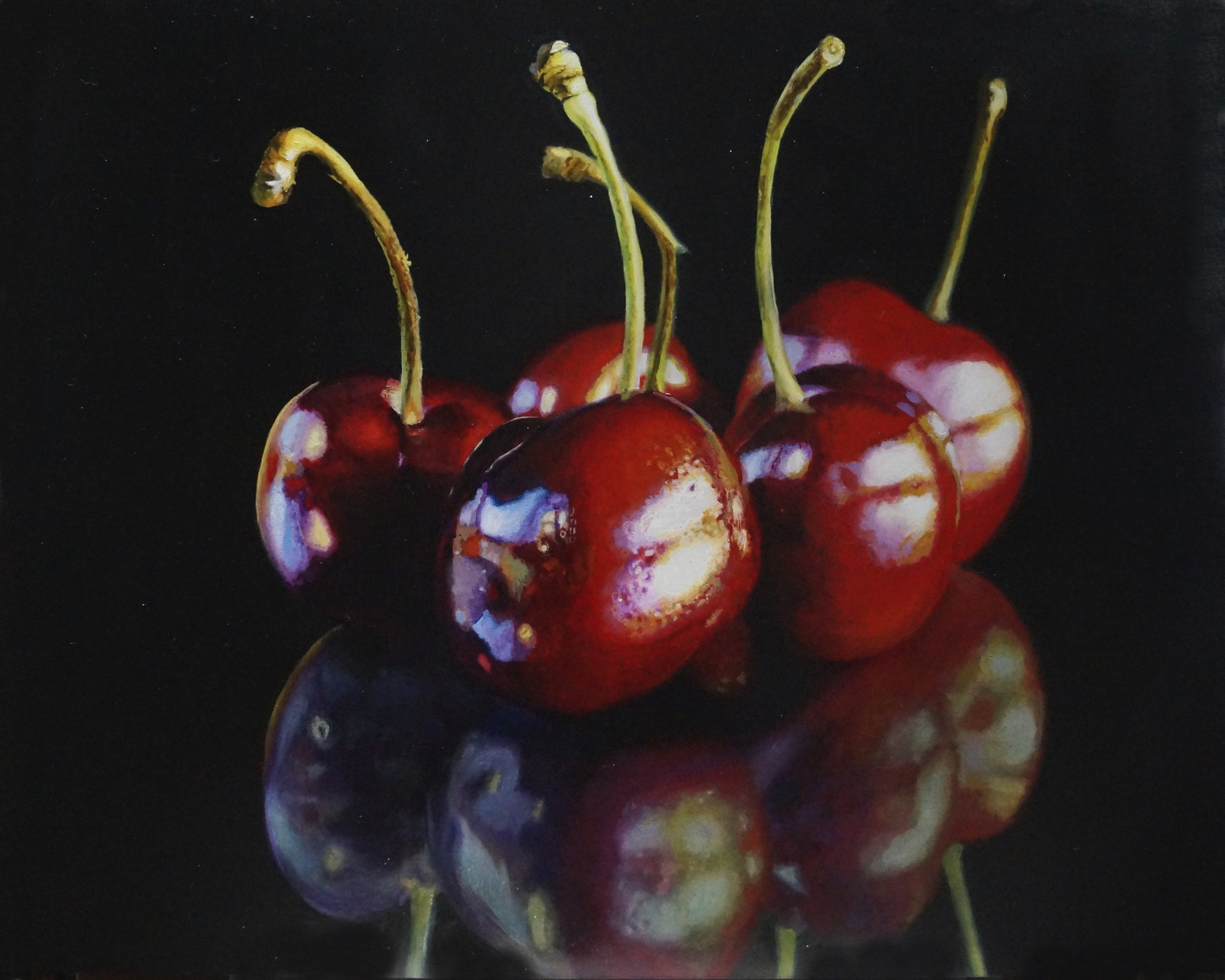 Small Cherries