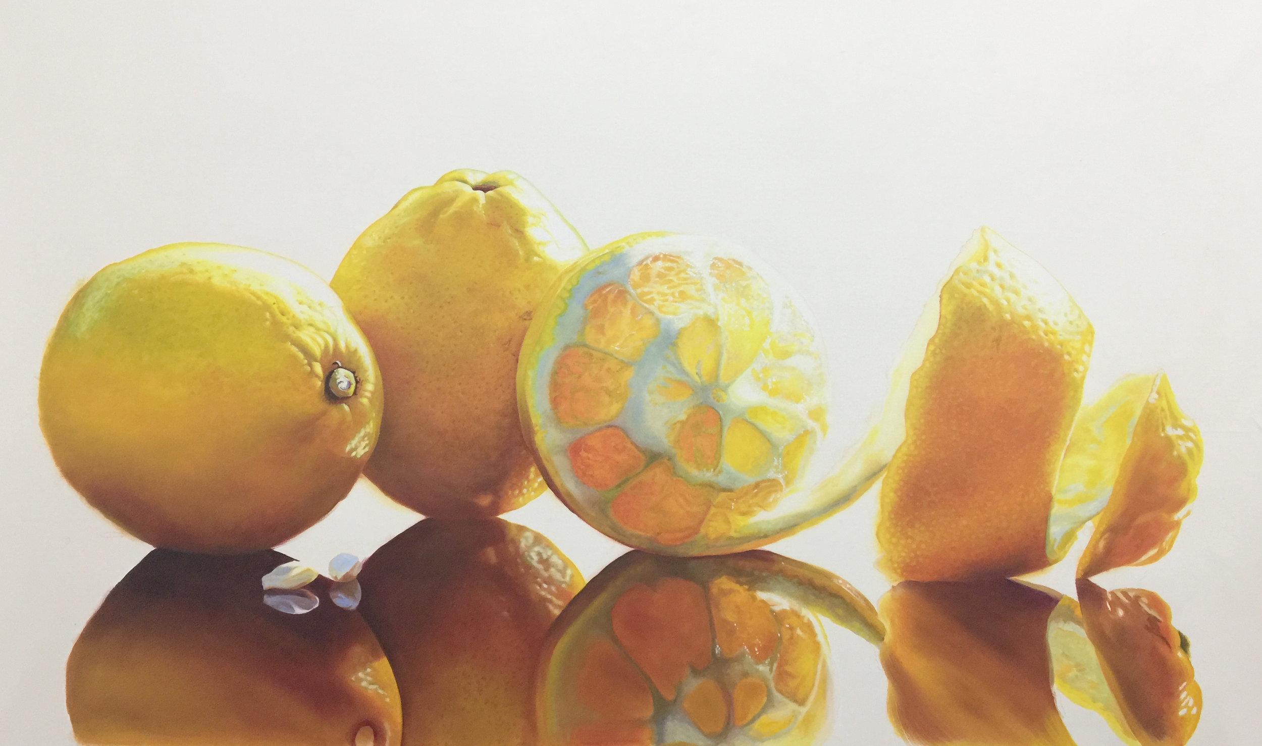 Lemon Curl
