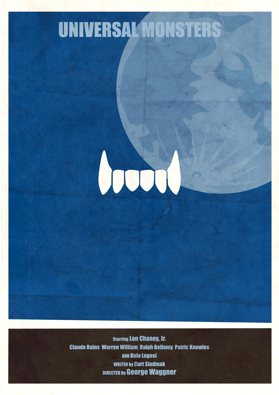 Universal Posters – The Wolfman
