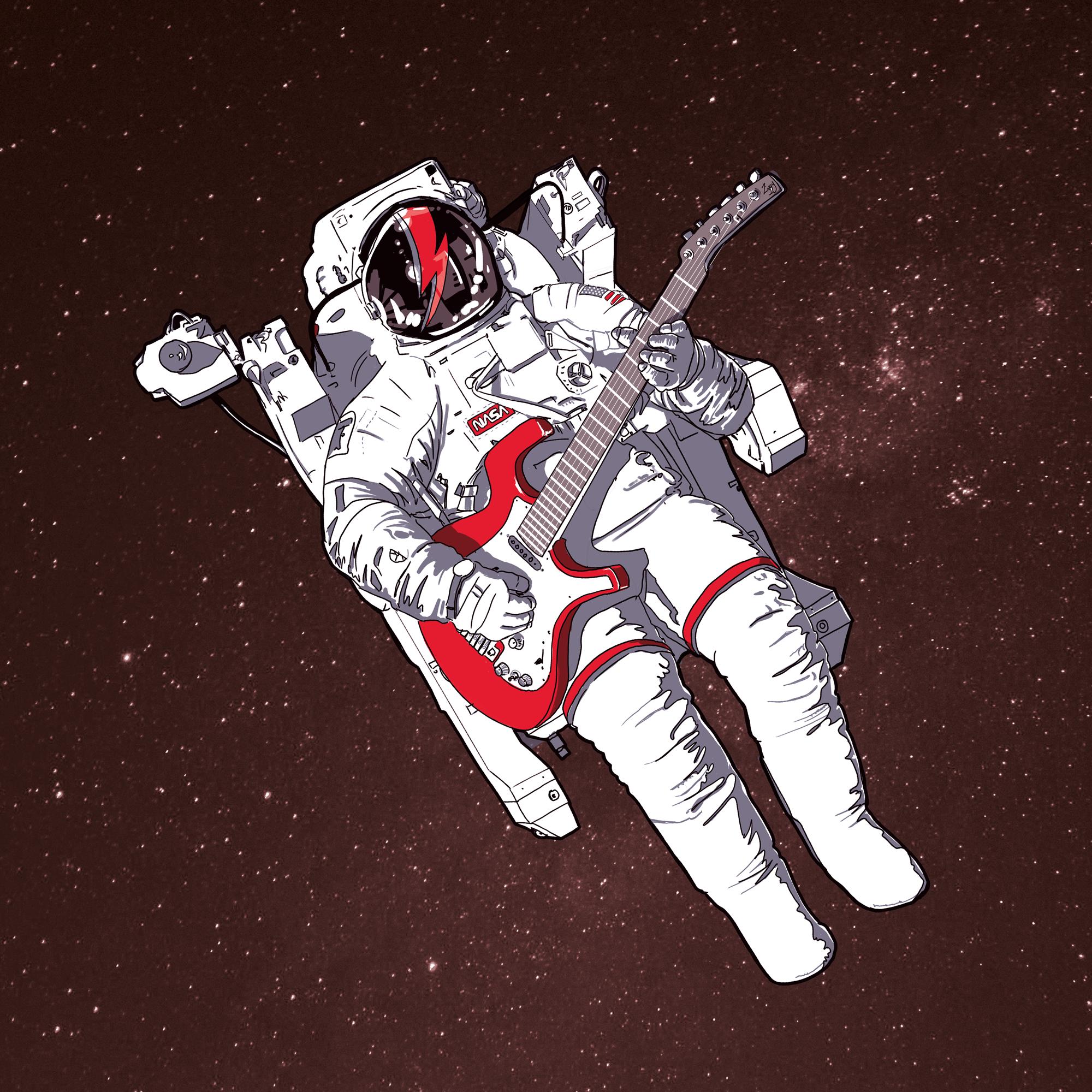 Davis Bowie - Space Oddity