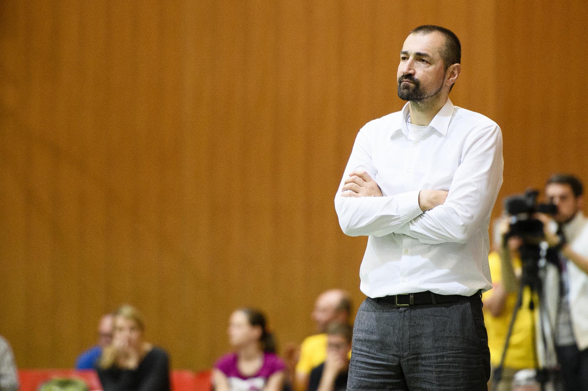 SCHWEIZ BASKETBALL PLAYOFF NEUCHATEL FRIBOURG
