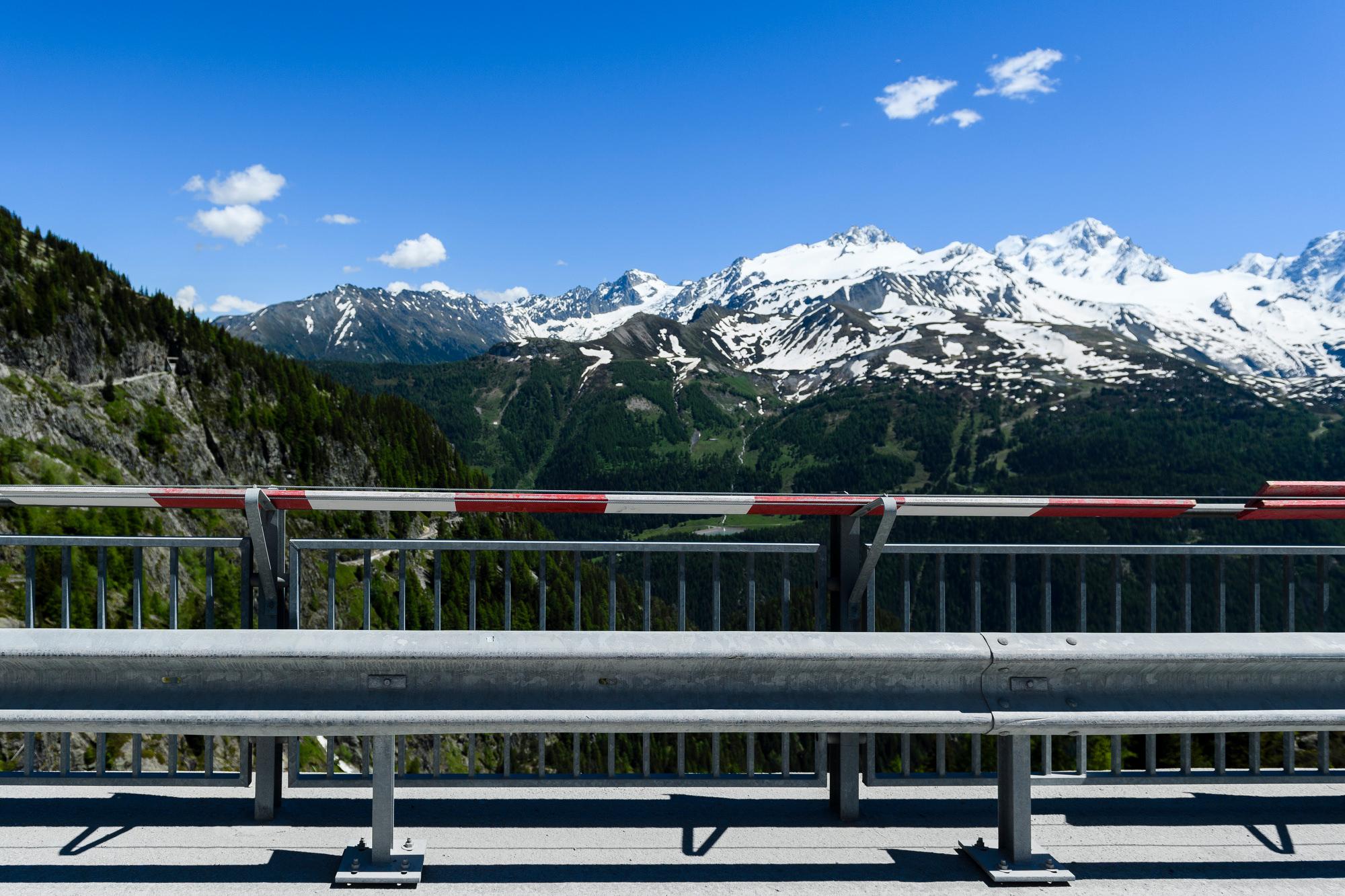SWITZERLAND FEATURE ALPS