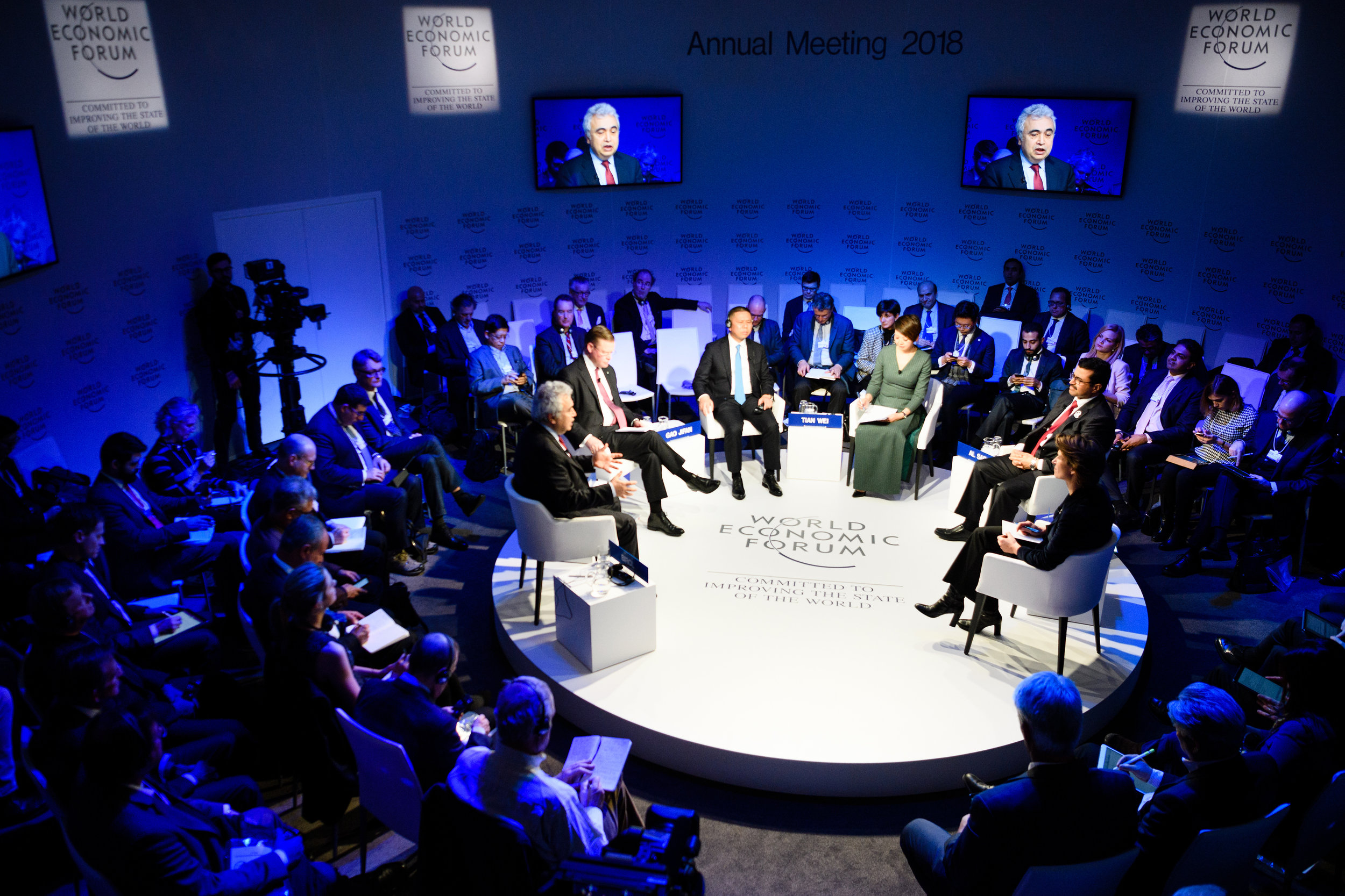 A New Era for Energy Politics
