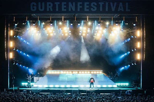 @marteria //@xocasperxo X // @gurtenfestival_official
